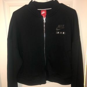 Women's Nike Air Moto Zip-Up Jacket!!!